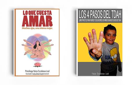 libros crecimiento personal psicologa yaiza leal