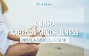 Curso meditación mindfulness