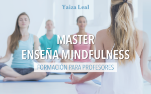 Máster en mindfulness formación para profesores