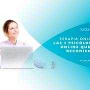 Las 3 psicólogas online que te recomiendo