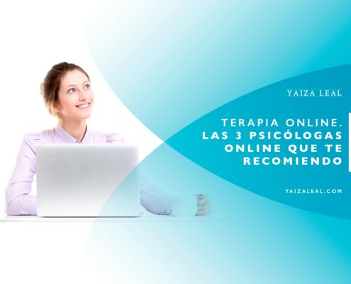 Las 3 psicólogas online terapia online