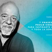 7 frases de Paulo Coelho