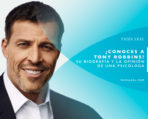 Conoces a Tony Robbins
