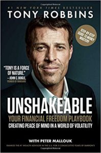 Unshakable Your Financial Freedom Playbook tony robbins