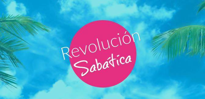 foto revolución sabática año sabatico