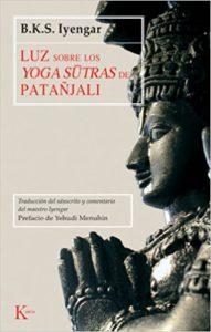 luz sobre los yoga sutra patañjali iyrngar