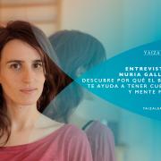 Entrevista a Nuria Gallego baile cuerpo y mente