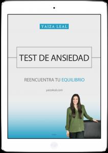 Test de ansiedad gratis