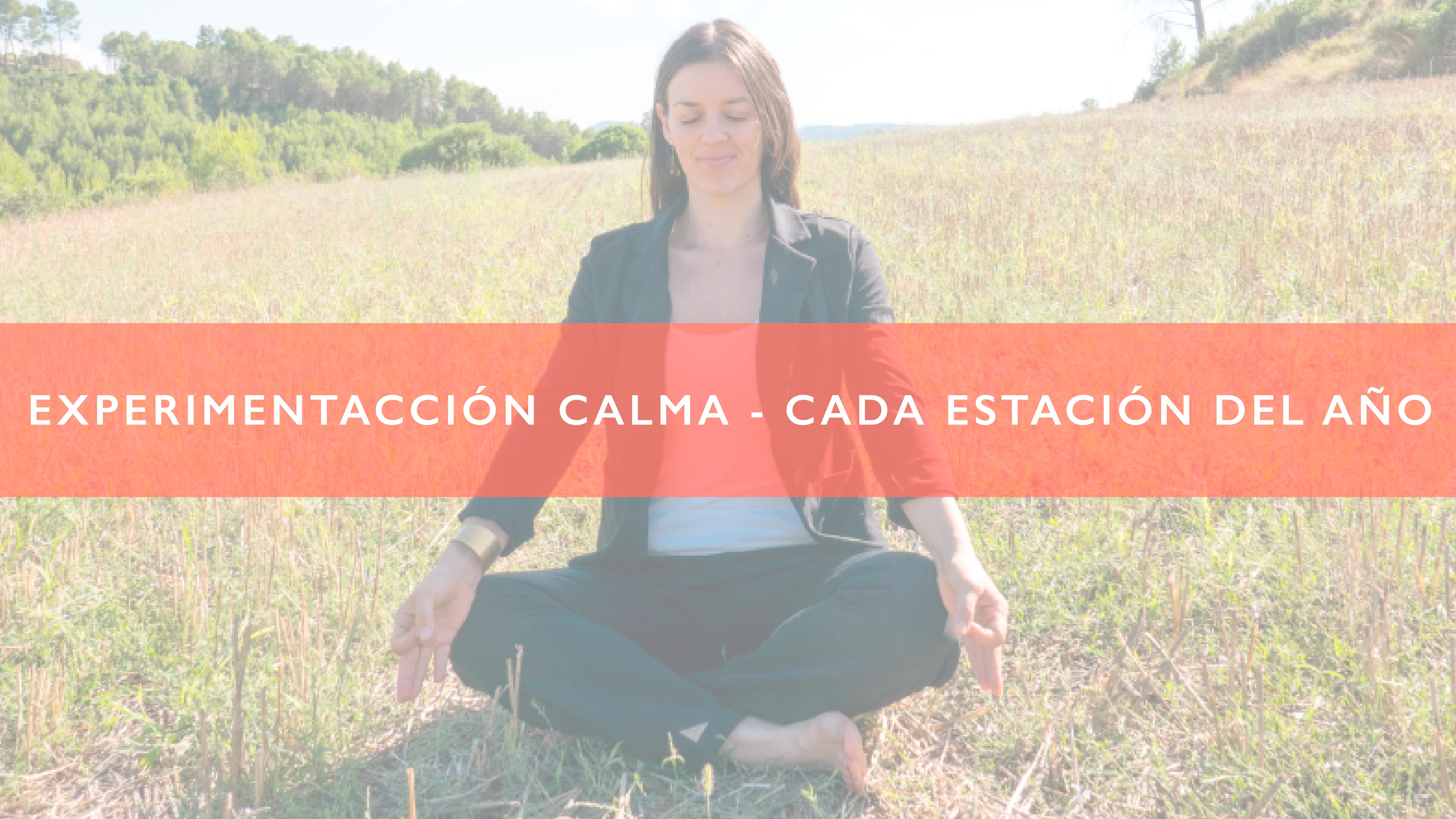 experimentaccion calma evento yoga meditacion superacion personal