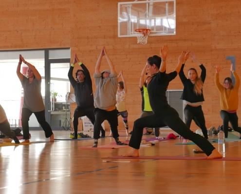 eventos de yoga meditacion barcelona españa